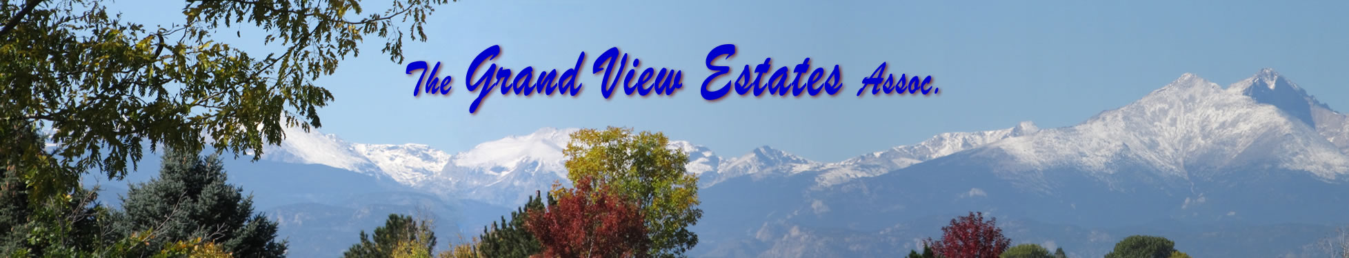 The Grand View Estates Association